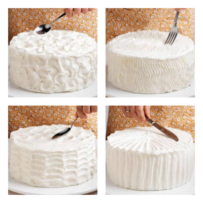 Quick Easy Cake Decorating Tips : DIY Cake Decoration Ideas - Polka Dot Celebrations