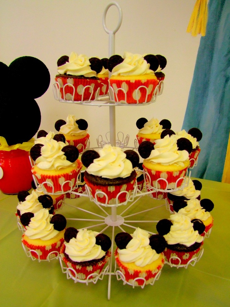 DIY Mickey Mouse Theme Party at Home Polka Dot Celebrations